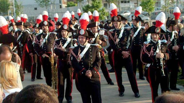 fanfara carabinieri