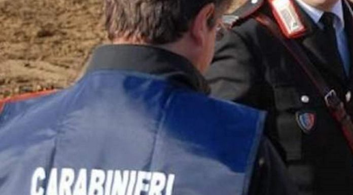 Carabinieri N.O.E. di Salerno