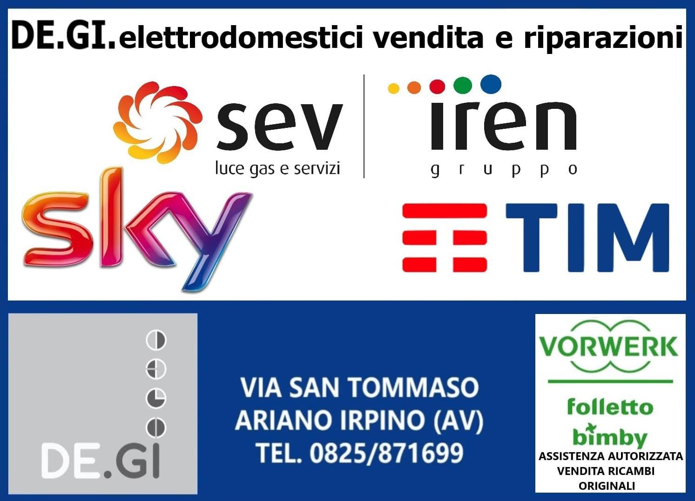 DE.GI. Centro TIM Sky Service