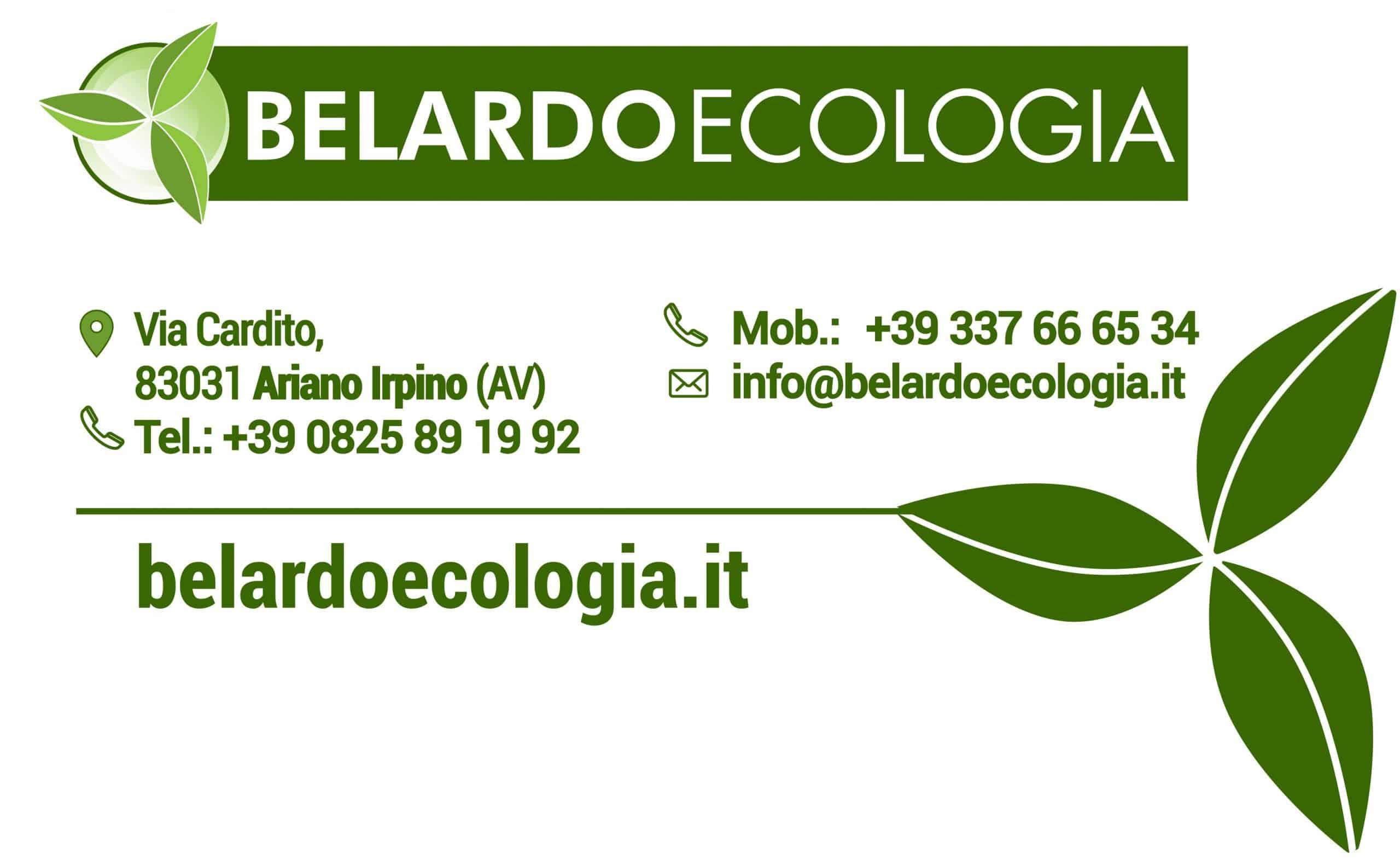 Belardo Ecologia