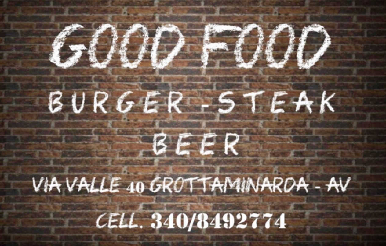 Good Food Grottaminarda