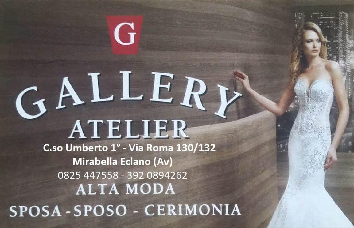 Gallery Atelier ALTA MODA Mirabella Eclano