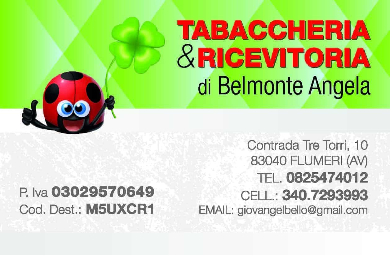 Tabaccheria & Ricevitoria di Belmonte Angela Flumeri