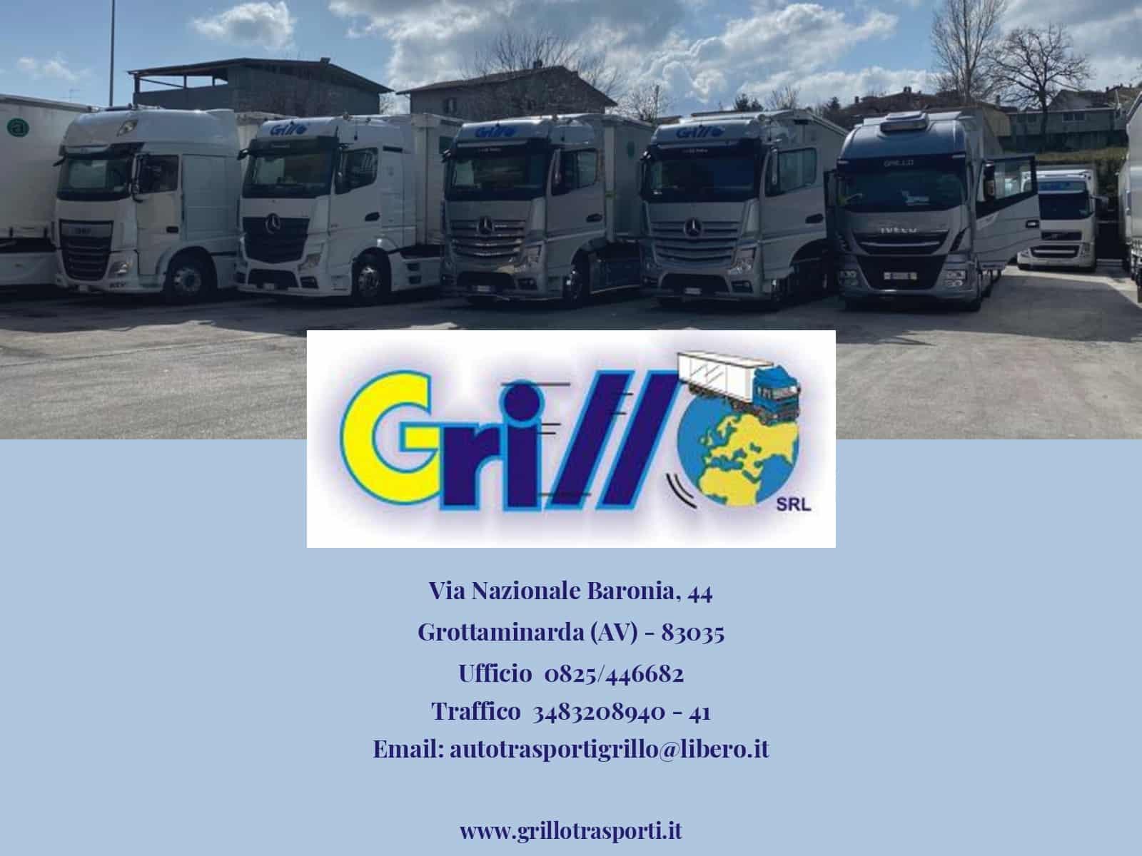 Grottaminarda (Av) – Grillo autotrasporti